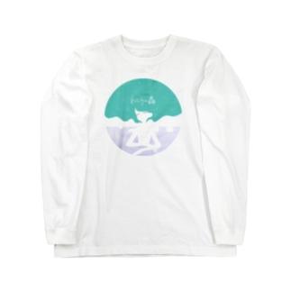 ねむりの森のグッズ ロングスリーブTシャツ