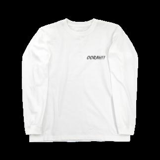 EAA!! Official StoreのOorah!!ロングスリーブTシャツ