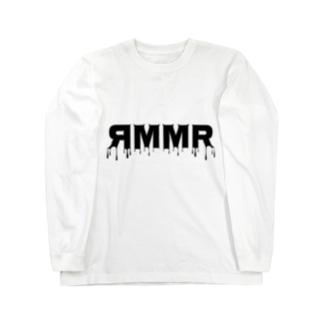 ЯMMR パーカー ロングスリーブTシャツ