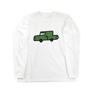 car ロングスリーブTシャツ
