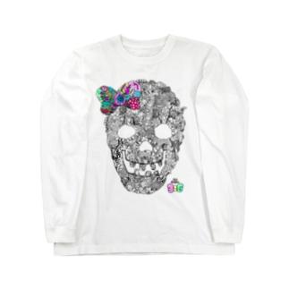 有坂愛海×326「グロスカルリボン」 ロングスリーブTシャツ