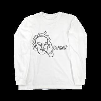 CocolateのE=mc2ロングスリーブTシャツ