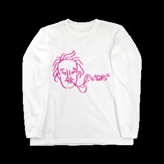 CocolateのE=mc2 ロングスリーブTシャツ