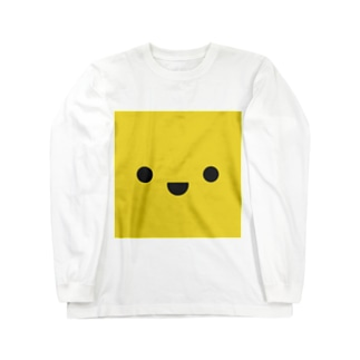 きいろいやつ ロングスリーブTシャツ