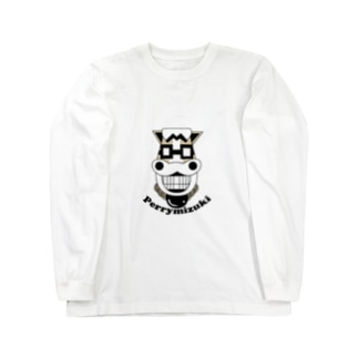 Perrymizuki ロングスリーブTシャツ