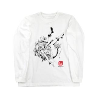 G11オリジナルグッズ ロングスリーブTシャツ
