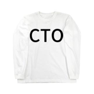 CTO ロングスリーブTシャツ