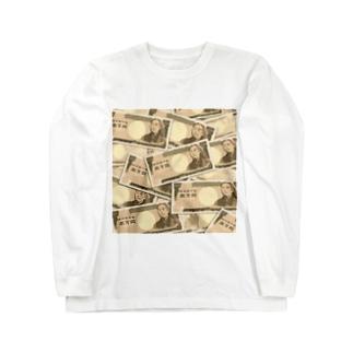 YUKICHIGAY ロングスリーブTシャツ