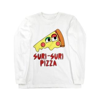 SURI-SURI PIZZA ロングスリーブTシャツ