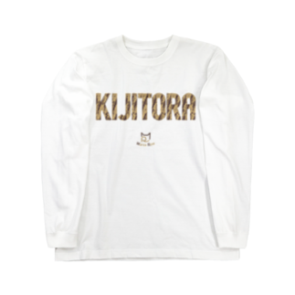 KIJITORA ロングスリーブTシャツ ロングスリーブTシャツ