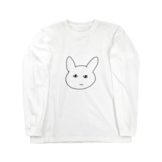 うさちゃん ロングスリーブTシャツ