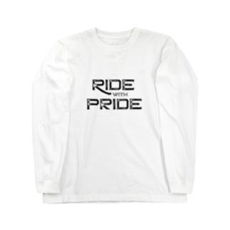 Ride with Pride ロングスリーブTシャツ