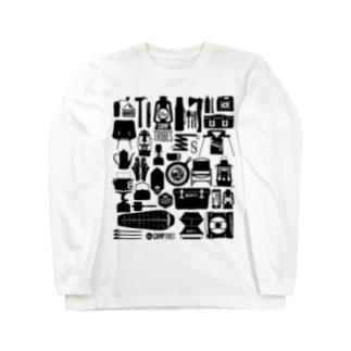 T12.Black ロングスリーブTシャツ