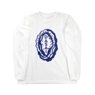 DASAI(青) ロングスリーブTシャツ