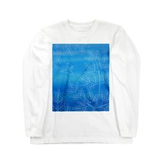 晒の森A ロングスリーブTシャツ