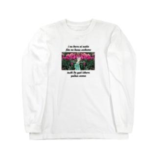 ∴ RYUKYU IROHAUTA 47 ∴ ロングスリーブTシャツ
