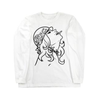 オリジナル ロングスリーブTシャツ