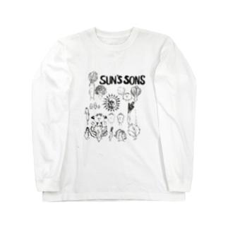 SUN'sSONS ロングスリーブTシャツ