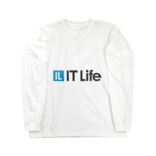 IT Life ロングスリーブTシャツ