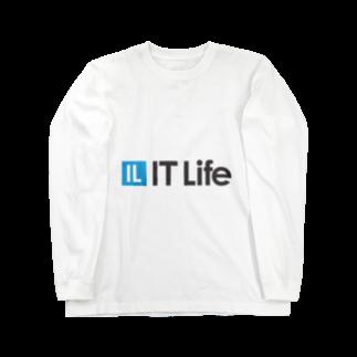 IT LifeのIT Life ロングスリーブTシャツ
