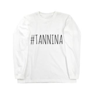 #TANNINA ロングスリーブTシャツ