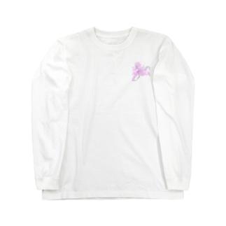 チーム赤坂 ロングスリーブTシャツ  ロングスリーブTシャツ