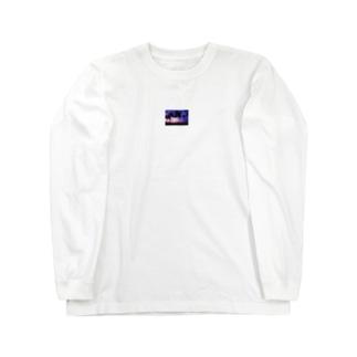 b ロングスリーブTシャツ