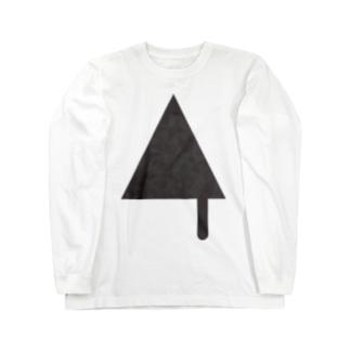 triangle ロングスリーブTシャツ