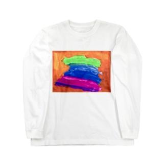 いろんなそら ロングスリーブTシャツ