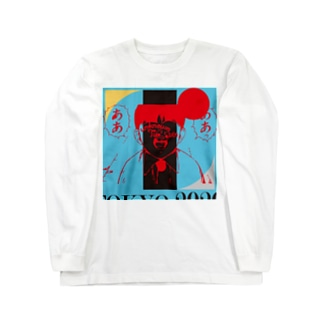 TOKYO 2020_03 ロングスリーブTシャツ