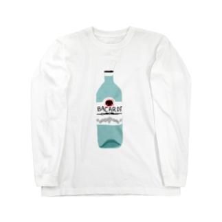 バカルディ Bacardi お酒 ロングスリーブTシャツ