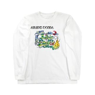 あいりふどーーぱ ロングスリーブTシャツ