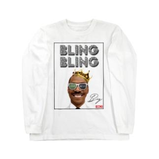 Bling Bling ロングスリーブTシャツ