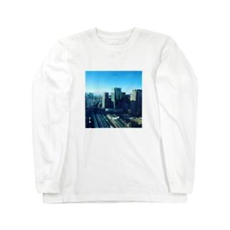 Tokyo   station  ロングスリーブTシャツ
