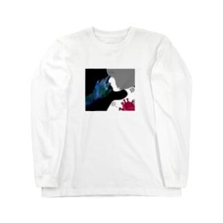 👻 ロングスリーブTシャツ