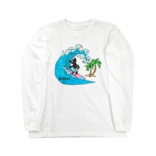 Oliver  ロングスリーブTシャツ
