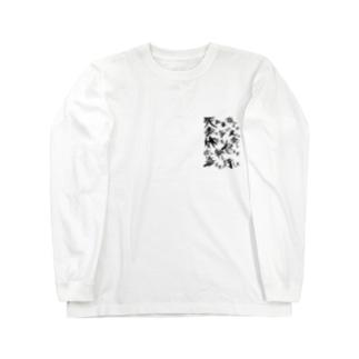 don't ロングスリーブTシャツ