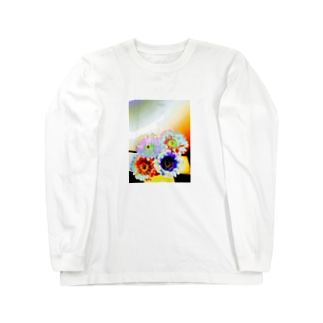 グラフィック2 ロングスリーブTシャツ