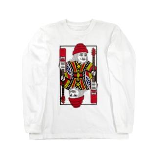 KING ロングスリーブTシャツ