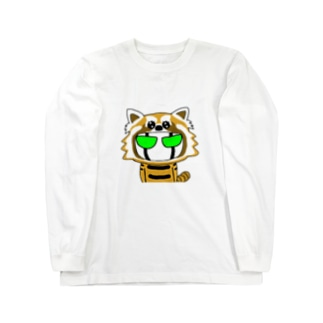 BK レッサーVrビケ ロングスリーブTシャツ