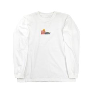 ぴよこ ロングスリーブTシャツ