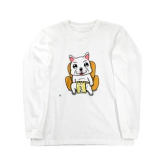 BK ぶちゃお ロングスリーブTシャツ