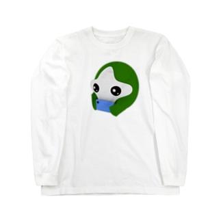 OMTNS Green ロングスリーブTシャツ