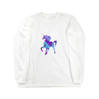 ユニコーン ロングスリーブTシャツ