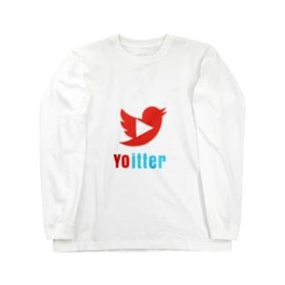 Yoitter ロングスリーブTシャツ