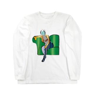 10 ロングスリーブTシャツ