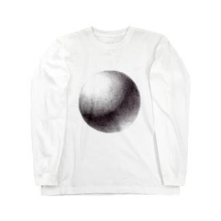 球体 ロングスリーブTシャツ
