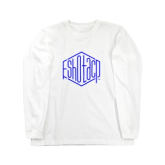 shotac印 Original Logo ロングスリーブTシャツ