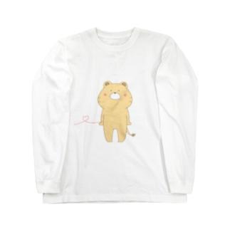 ライオンちゃん ロングスリーブTシャツ