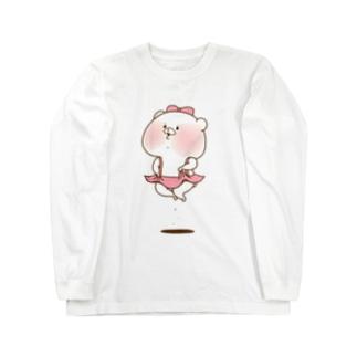 おんなのこ() ロングスリーブTシャツ